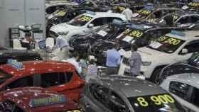 Mercado de vehículos de ocasión