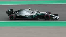 Bottas, en el Gran Premio de España de la Fórmula 1