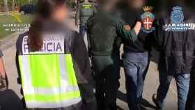 Operación contra el narcotráfico de la 'Ndrangheta y los Castañas.