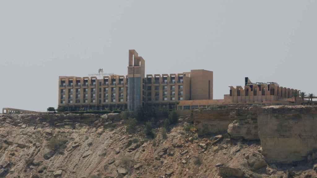 Imagen del hotel Pearl Continental,  en la provincia de Baluchistán, donde se ha producido el ataque.