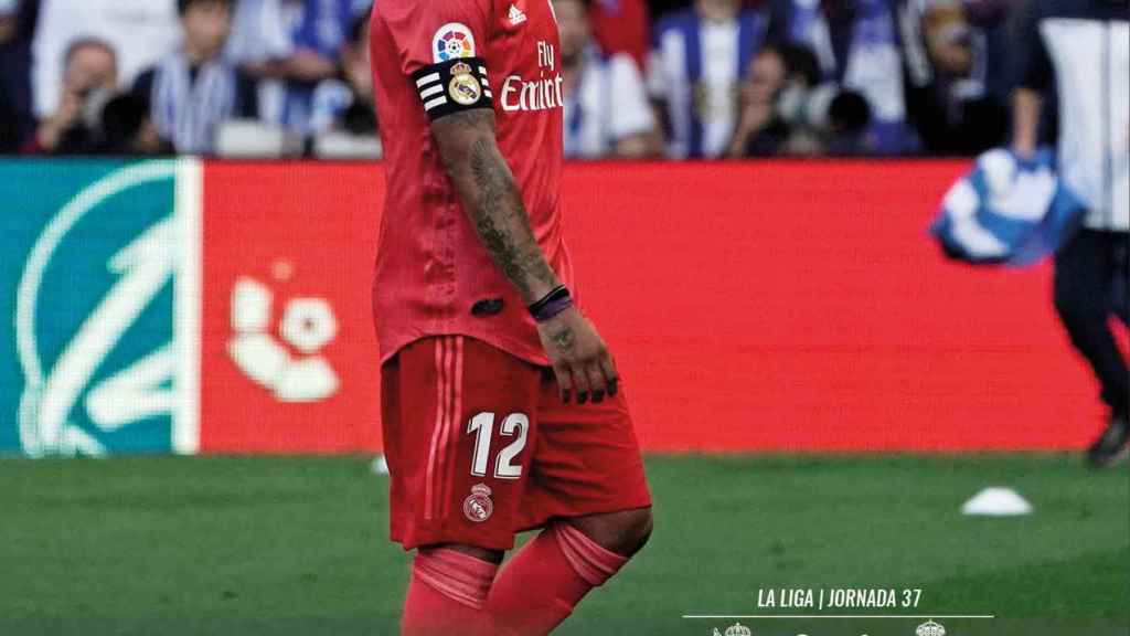 La portada de El Bernabéu (13/05/2019)