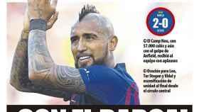 La portada del diario Mundo Deportivo (13/05/2019)