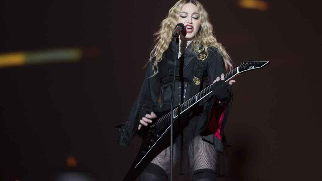 Madonna es la estrella invitada de la nueva edición de Eurovisión 2019.