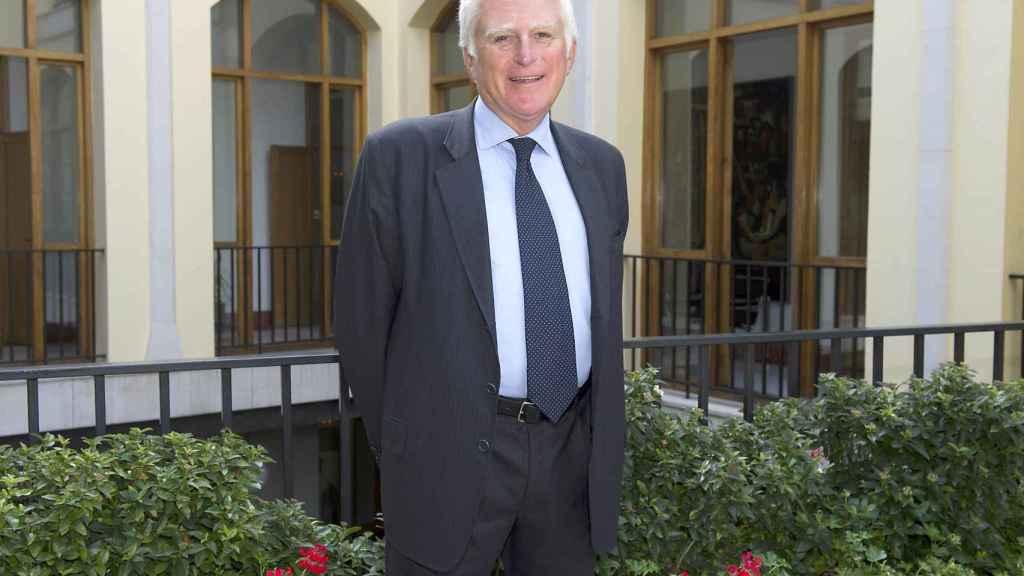 El consejero delegado de Mediaset, Paolo Vasile.
