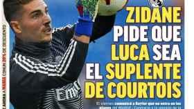Portada diario MARCA (14/05/2019)