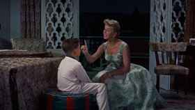 Doris Day cantando 'Qué será, será' en la película 'El hombre que sabía demasiado'.