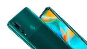 Huawei Y9 Prime 2019: cámara motorizada y triple cámara trasera
