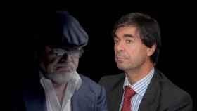 José Manuel Villarejo y Ángel Pérez Maura.