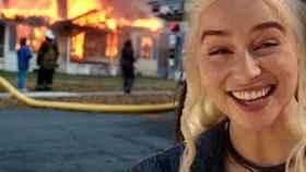 Daenerys se ha convertido en el meme de un meme.
