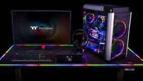 Mesa gaming RGB 1