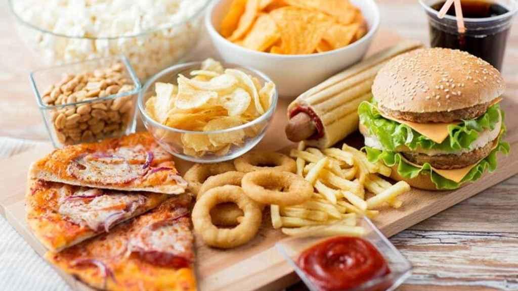 Los alimentos ultraprocesados también han sido relacionados con el aumento de peso.