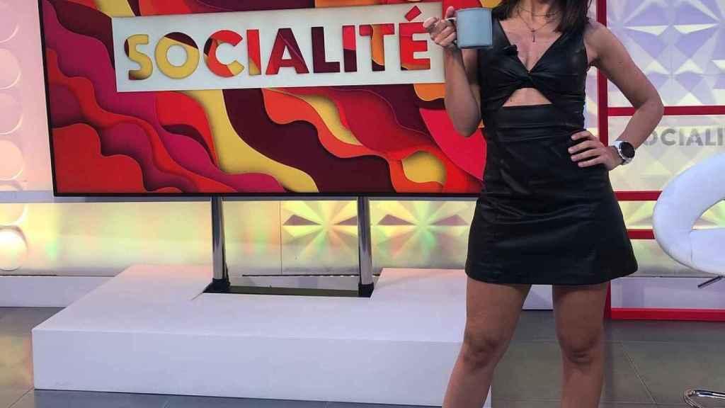 Nuria Marín en una imagen reciente de redes sociales.