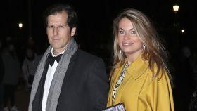 Carla Goyanes y Jorge Benguría se han convertido en padres de su tercer hijo.