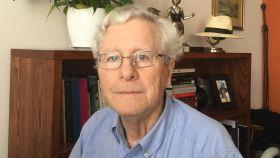 Jorge M. Reverte, en una foto cedida por el autor.