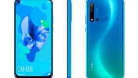 El Huawei P20 Lite 2019 se filtra en fotografías con sus cinco cámaras