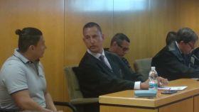 Juicio contra los presuntos sicarios de José Luis Lucas, Breiner Augusto Portila, José Arbey y Johnson Andrés en la Audiencia de Madrid.
