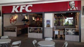 Restaurante de la cadena de comida rápida KFC. Foto: Europa Press