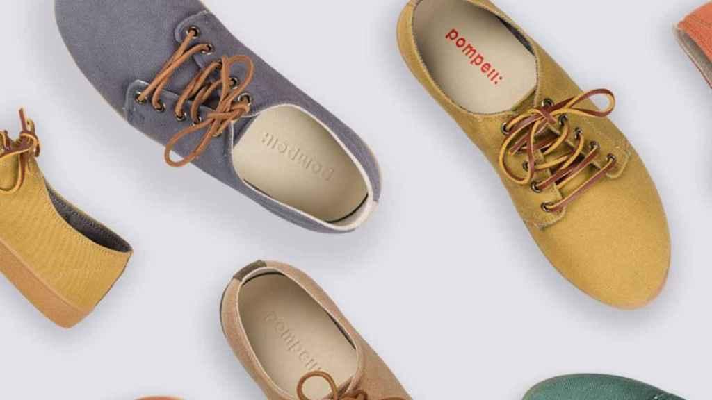 La popularidad de las zapatillas Pompeii ha subido como la espuma en los últimos años