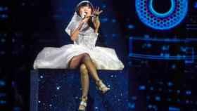 La cantante Dami In.