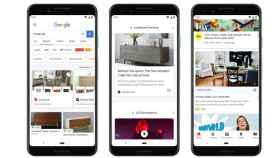 Google quiere convertirse en un centro comercial y tendrá anuncios en Discover