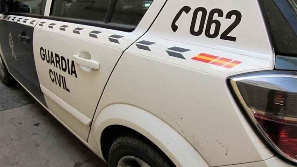 Imagen de archivo de la Guardia Civil.