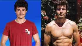 Miki Núñez, antes y después de su gran cambio.