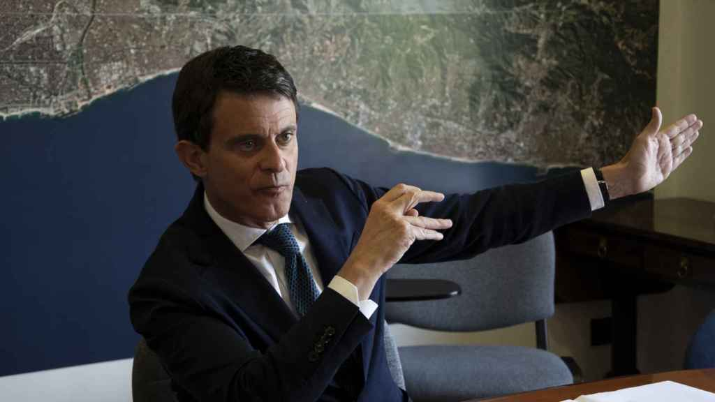 Manuel Valls, en una imagen de archivo.