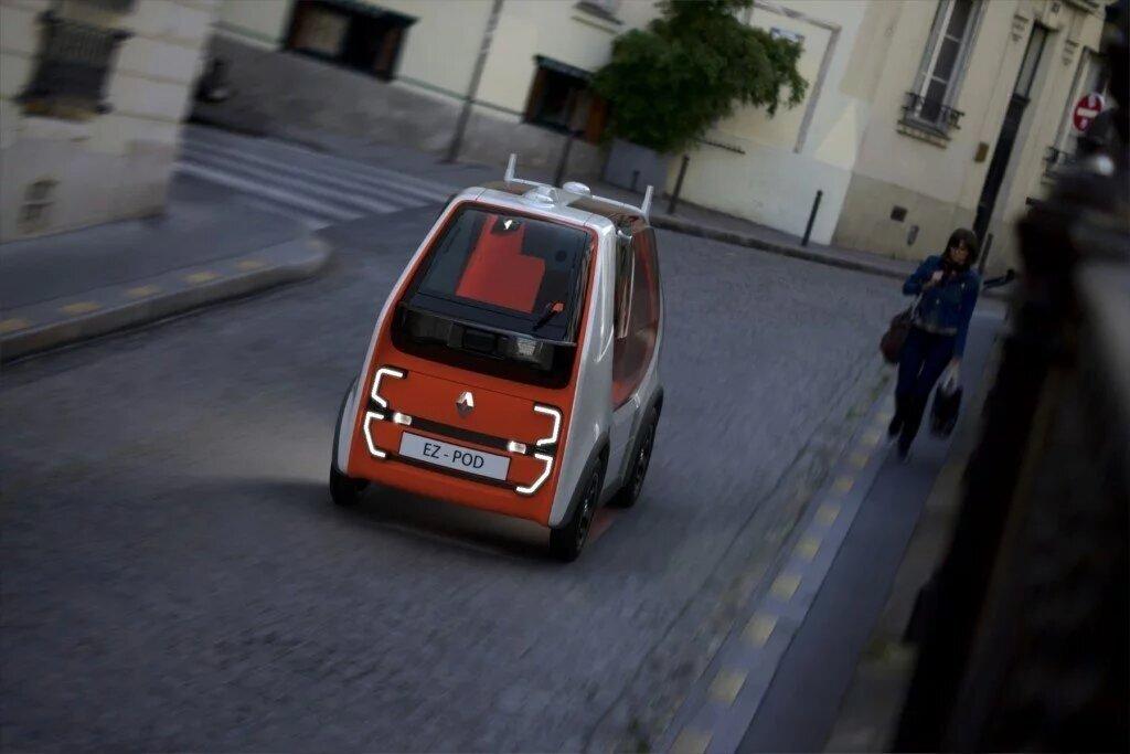 Renault Ez-Pod 4