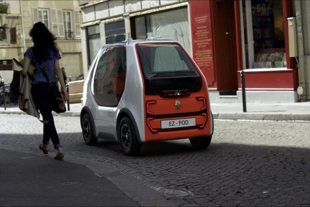 Renault Ez-Pod 2