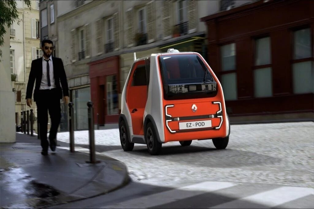 Renault Ez-Pod 5