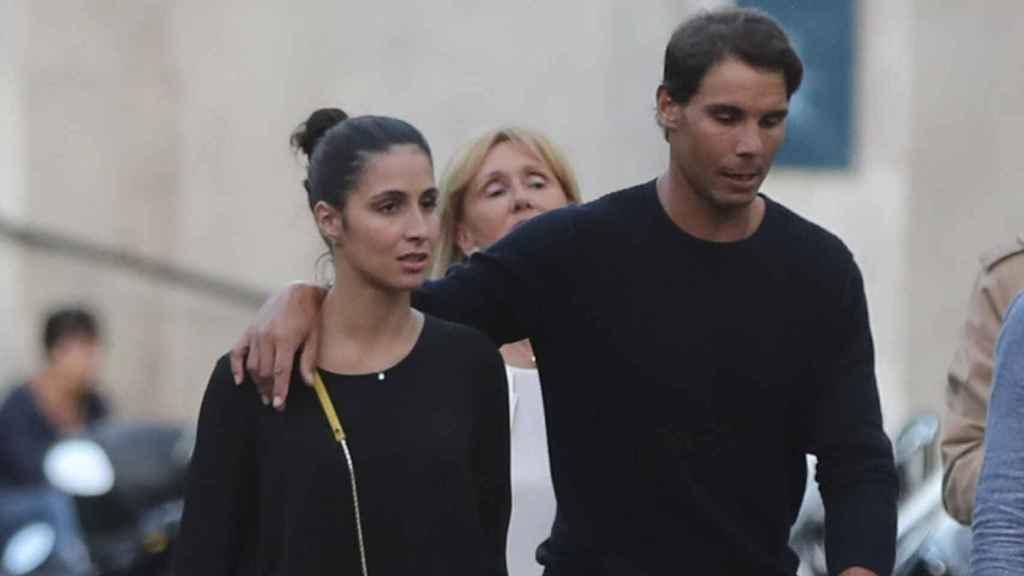 Rafa Nadal ya liberó hace meses parte de su agenda para casarse en octubre con Xisca Perelló.
