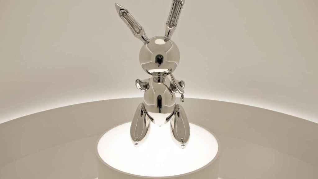 El 'Rabbit' de Koons.