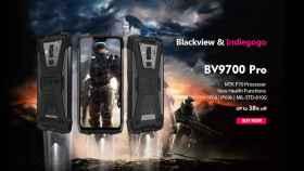 Sé el primero en conseguir el resistente Blackview BV9700 Pro