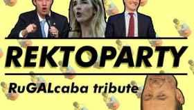La UAB acoge una fiesta en tributo a RuGALcaba organizada por un sindicato independentista