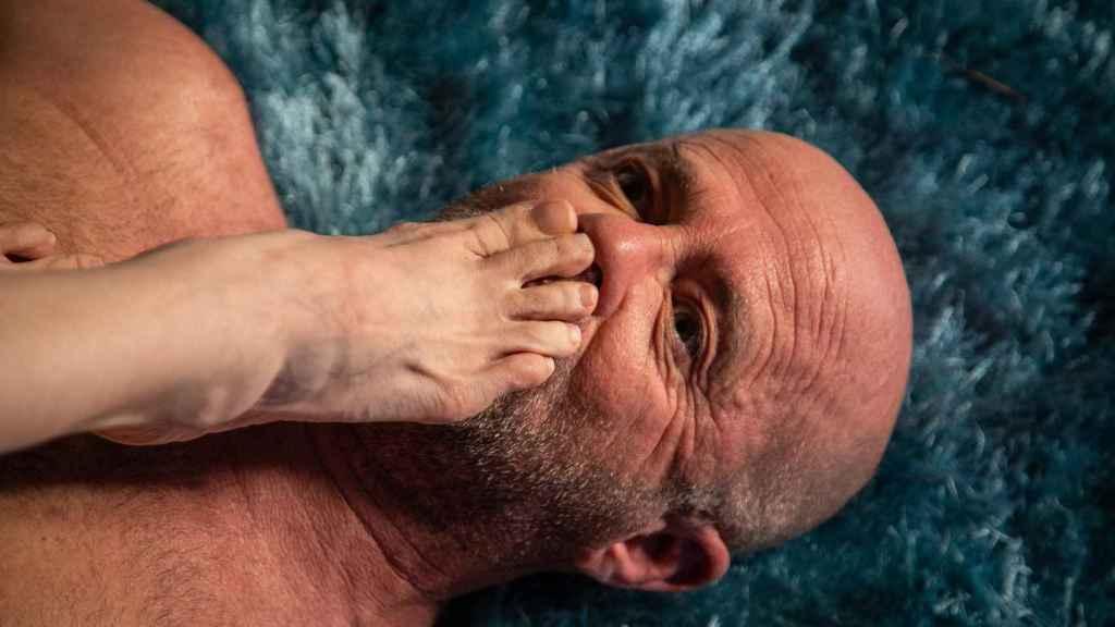Sergy Martín, organizador del evento anual de la Spanish Foot Fetish que reúne a más de un centenar de fetichistas de pies de hasta seis nacionalidades distintas.