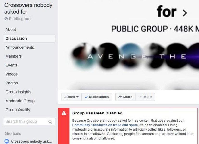 facebook grupo 1
