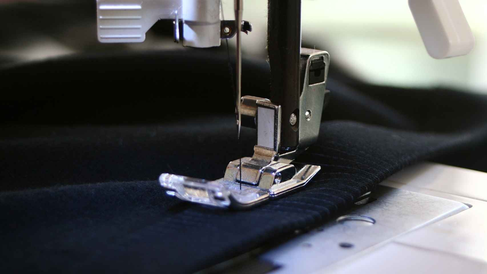 Cómo Coser A Máquina Costura Para Principiantes
