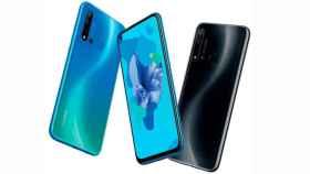 El Huawei P20 Lite 2019 filtrado al completo: fotos, características…