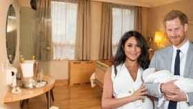 Meghan no cumplió su deseo de dar a luz en casa y lo hizo por todo lo alto.