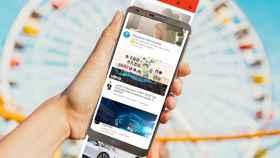 Android R será la versión que estrene capturas de pantalla alargadas