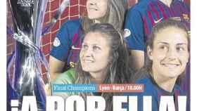La portada del diario Mundo Deportivo (18/05/2019)