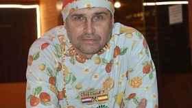 El cocinero español David Faro Bitria, detenido en Paraguay.