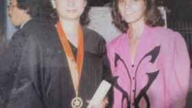 Las dos hermanas, Elena e Isabel, siempre estuvieron muy unidas.