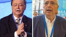 Juan Jesús Vivas y Juan José Imbroda, presidentes de Ceuta y Melilla.