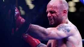 Kiko Martínez tras perder por KO técnico