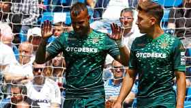 Jesé pide perdón por el gol al Real Madrid en el Santiago Bernabéu
