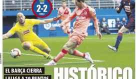 Portada Mundo Deportivo (20/05/2019)