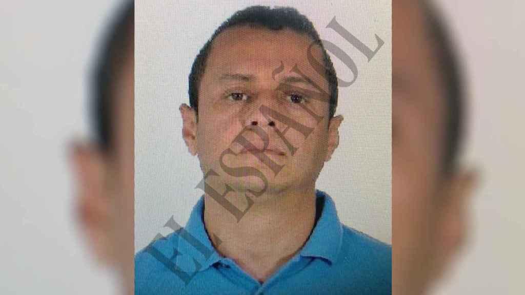 José Arbey Rentería, alias 'Snoopy'.