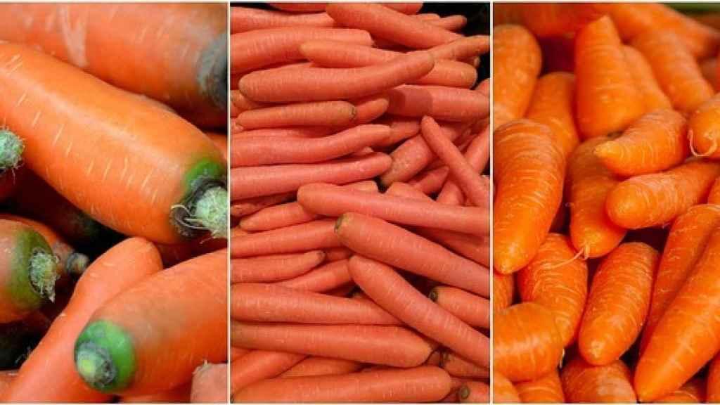 Así afectan las zanahorias al color de tu piel