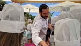 Chefs & Kids, 27 chefs con estrella Michelin unidos para ayudar a los niños